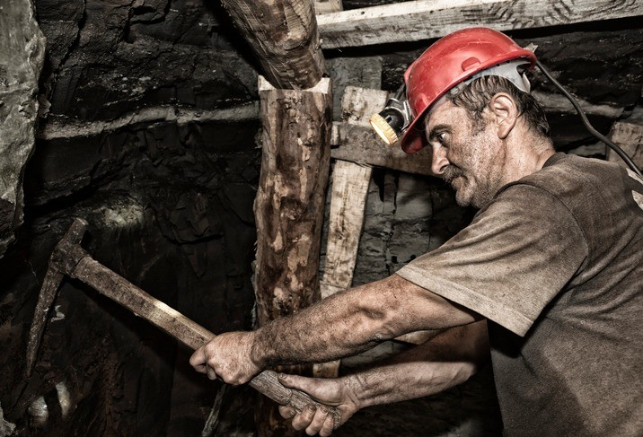 There's a Long History of Poverty and Health Issues Among Coal Workers