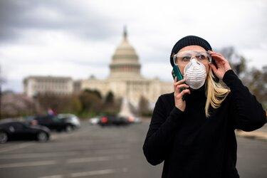 COVID-19 Legislation Has Been Contentious in the U.S. Senate