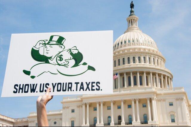 Donald Trump Is a Serial Tax Evader