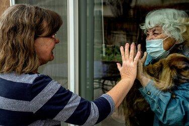 Gathering at the Holidays Could Prolong Coronavirus Pandemic-Related Hardships