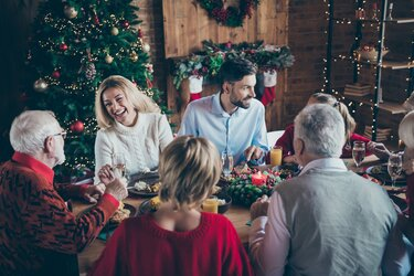 Traditional Holiday Gatherings With Large Groups Can Be Postponed Until the Risk of Coronavirus Has Passed