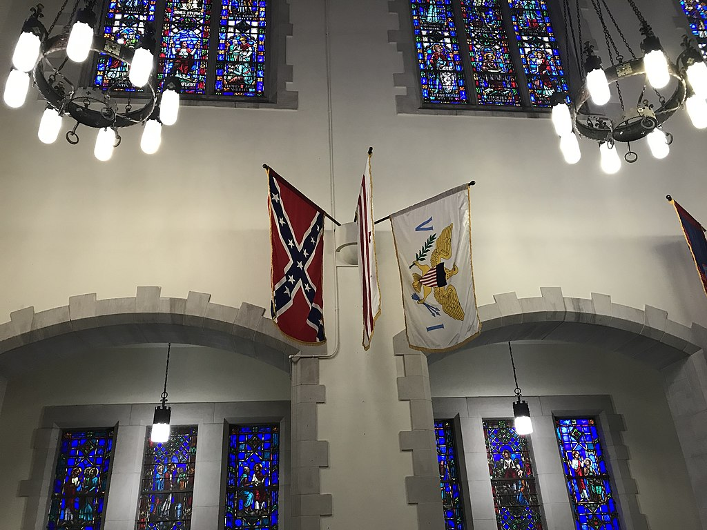 Confederate Flags Continued to Be Permitted in Many Places Around the Country