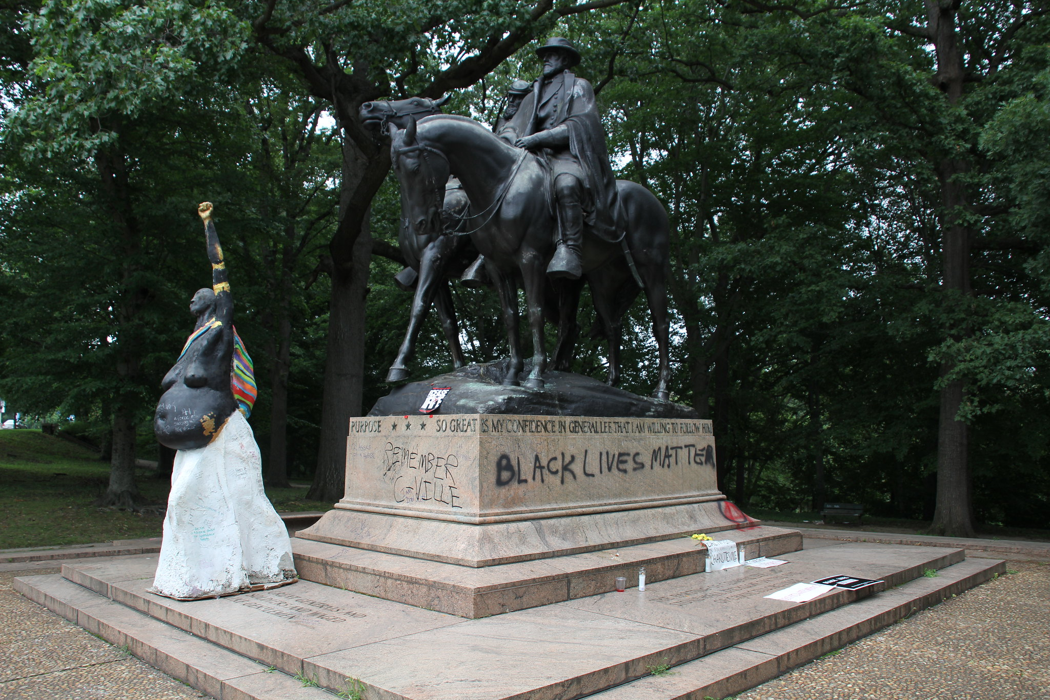 More Confederate Statues Need to Come Down