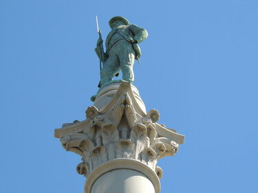 Confederate Statues Were Built Long After the Civil War