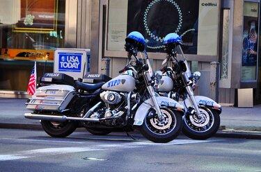 Police Often Help Foster a Feeling of Community