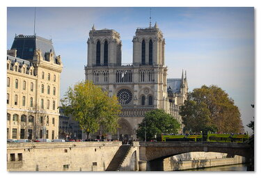 Paris' Notre Dame Cathedral Is Important For Its Artistry and Its Endurance
