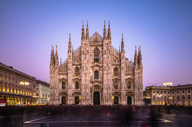 Milan Duomo's Long History and Intricate Artistry Make It Significant