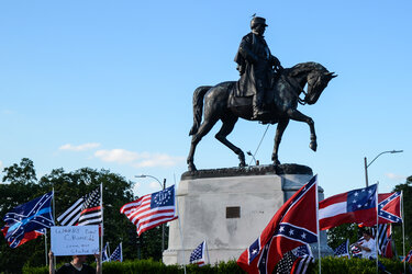Confederate Statues Are Not Culturally Important