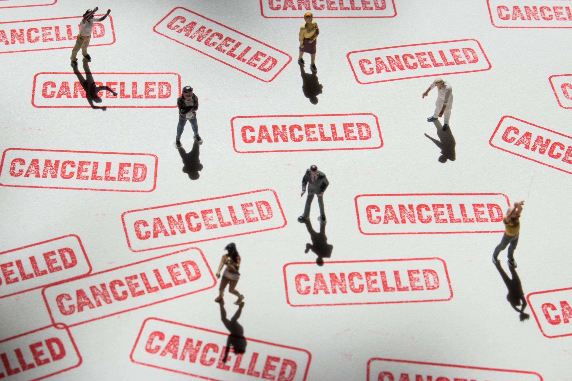Redemption for People Who Have Been Canceled Is Not a Top Priority