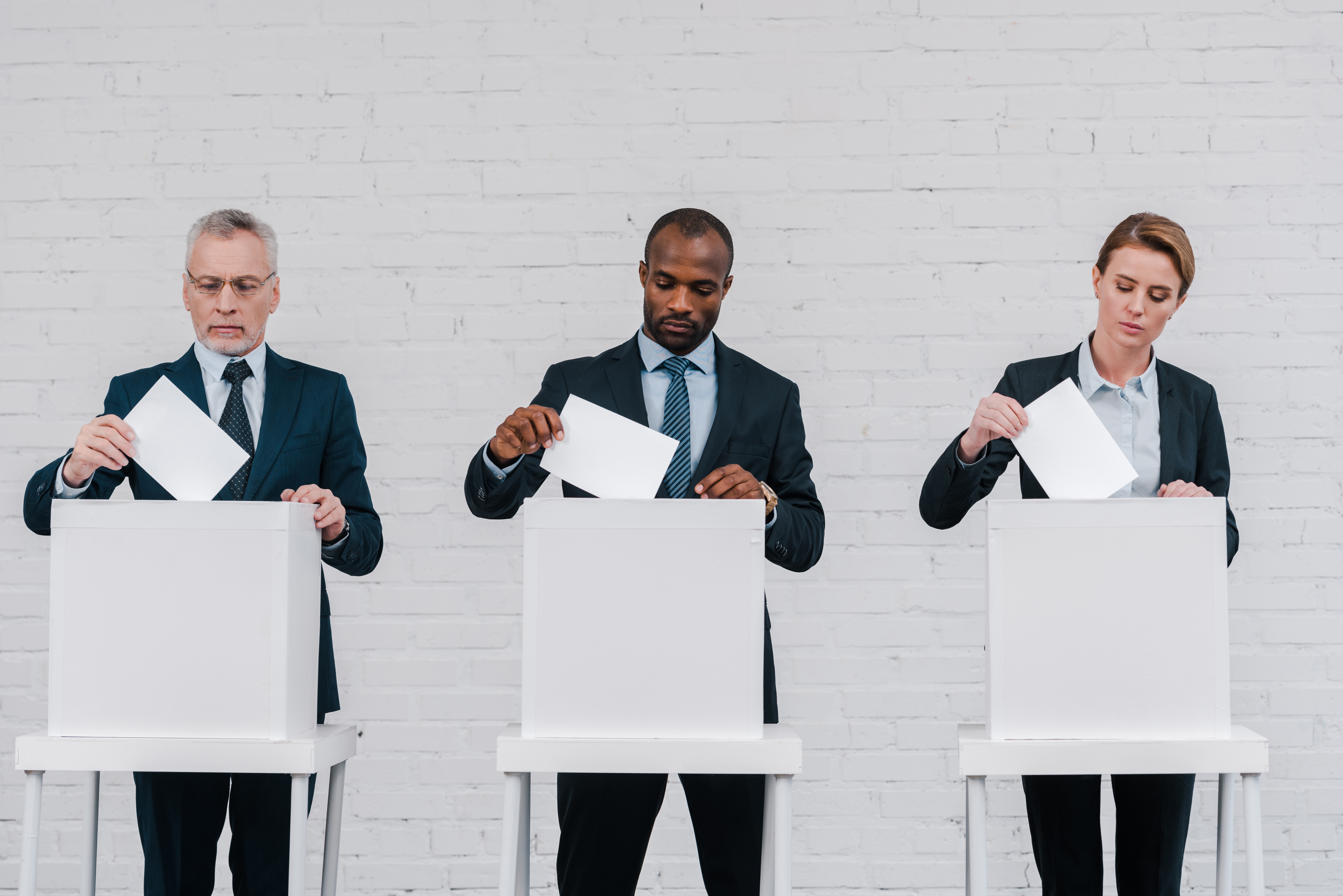 Elections Don't Always Right Legislative Wrongs