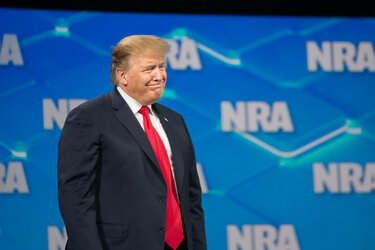 Donald Trump Supports Red Flag Laws