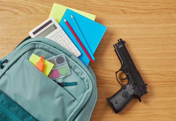 Targeted school violence incidents routinely have warning signs