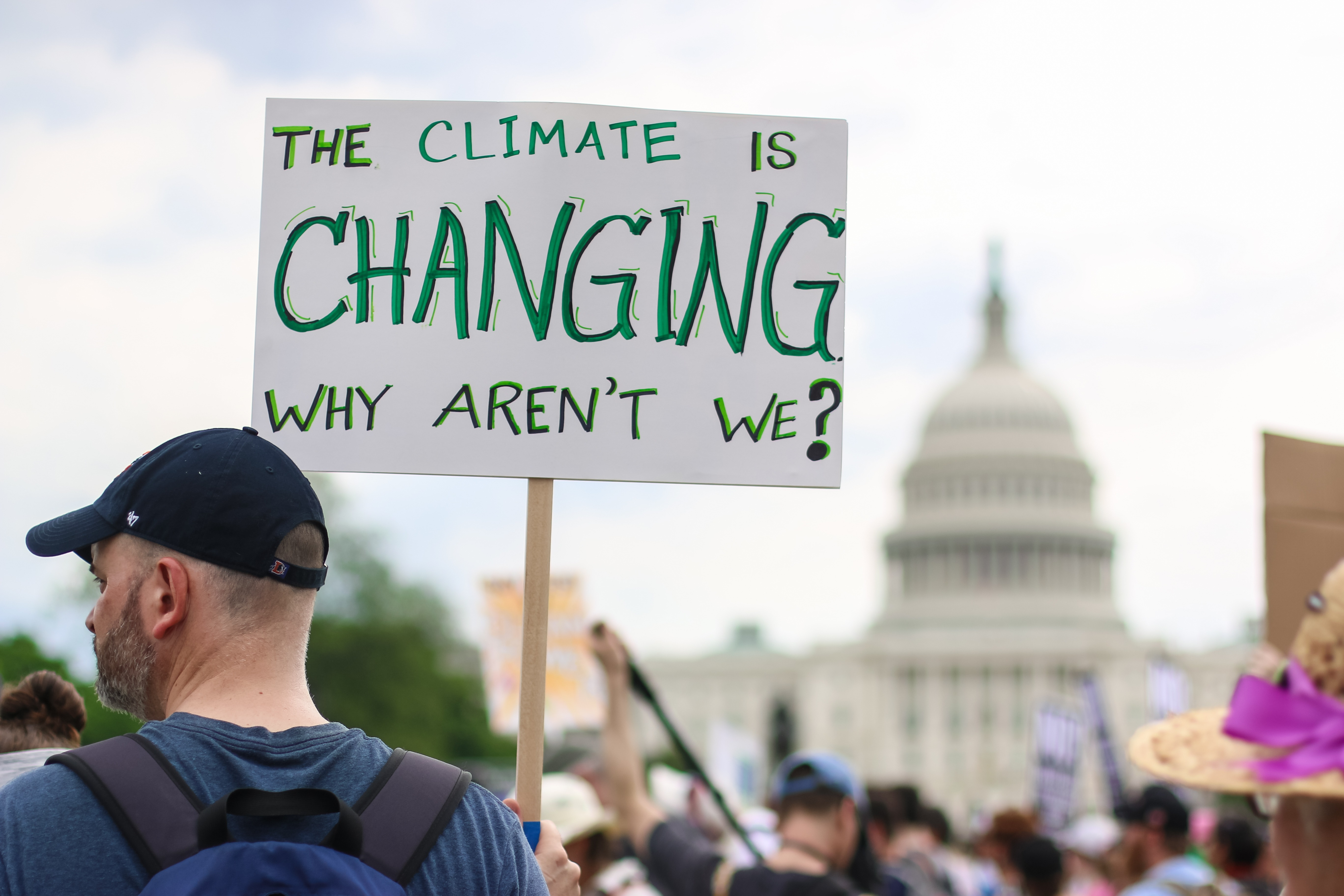 Republican Policies on Climate Change Are Putting Future Generations of Children at Risk