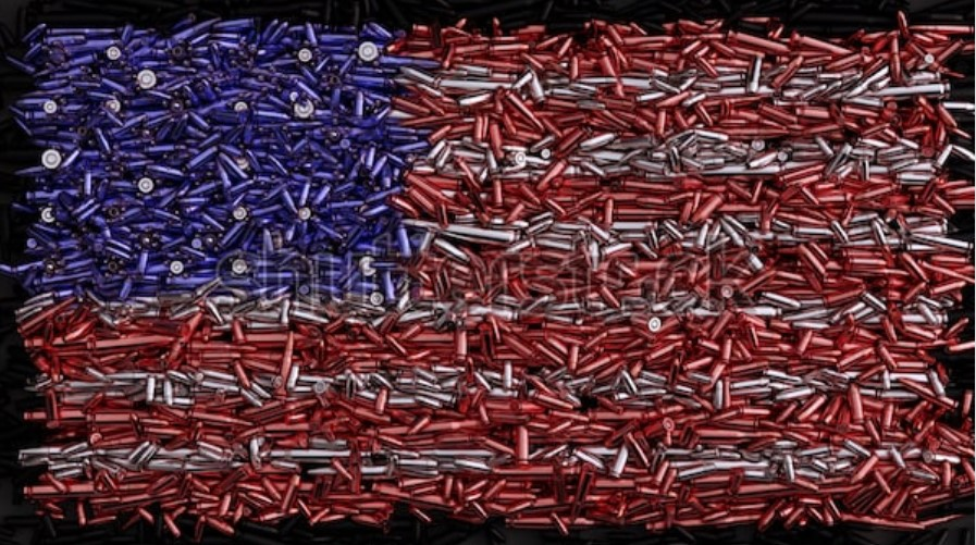 The NRA supports red flag laws, as long as the laws are restricted